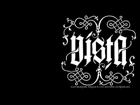 Ambigram Vistaweb
